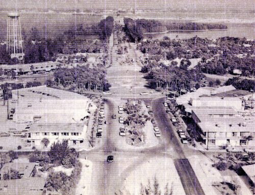 St. Armands Circle – A mangrove swamp, a misspelled name and a circus king's dream