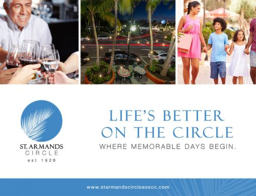 Life's Better on the Circle, Where Memorable Days Begin