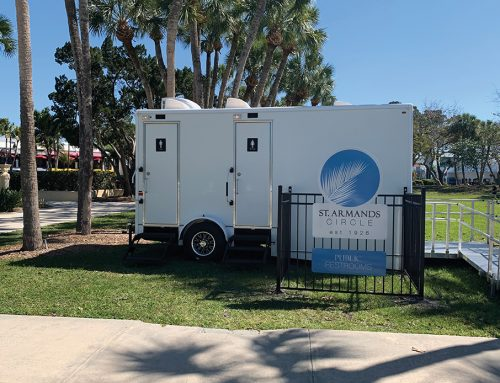 Inner-Circle Park Public Restrooms Open for Season
